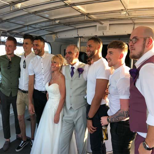 JADEN Wedding group image box