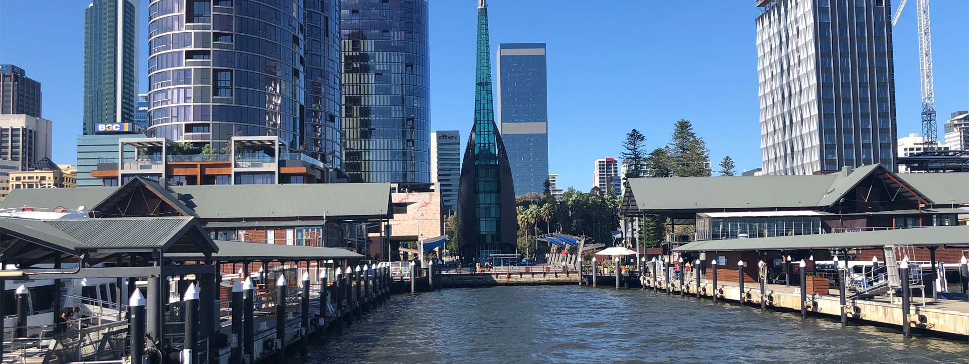 Swan River bell tower